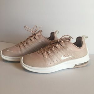 Nike Air Max Axis - Nude Beige/White - Size 9